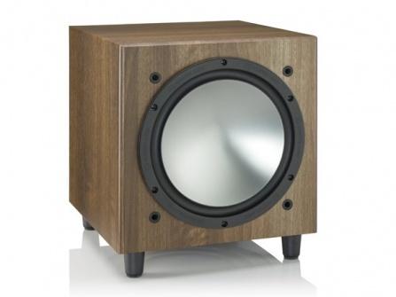 Monitor Audio Bronze W10 Walnut Pearlescent