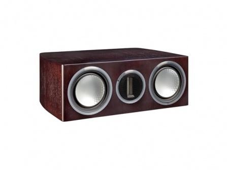 Monitor Audio Gold C150 - Dark Walnut Real Wood Veneer