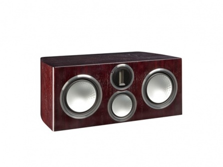 Monitor Audio Gold C350 - Dark Walnut Real Wood Veneer