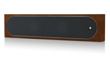 Monitor Audio Radius 225 Walnut Real Wood Veneer