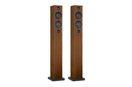 Monitor Audio Radius 270 Walnut Real Wood Veneer