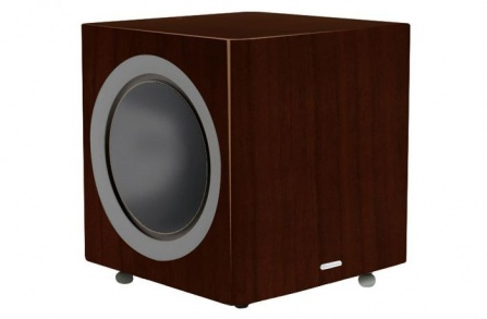 Monitor Audio Radius 390 - Walnut Real Wood Veneer