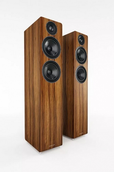 Acoustic Energy AE109 Walnut Vinyl Veneer