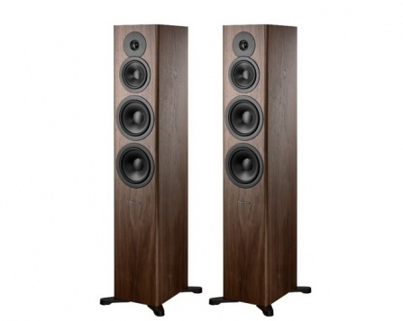 Dynaudio Evoke 50 Walnut Wood