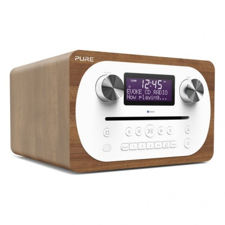 Pure Evoke C-D4 Walnut