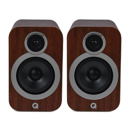 Q Acoustics 3030i English Walnut