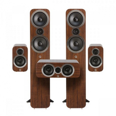 Q Acoustics 3050i 5.0 English Walnut