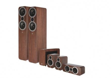 Q Acoustics 3050i 5.1 English Walnut