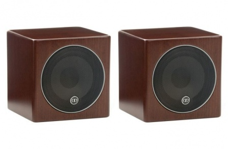 Monitor Audio Radius 45 Walnut Real Wood Veneer