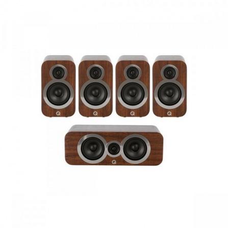 Q Acoustics 3010i 5.0 English Walnut