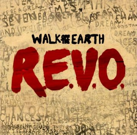 Walk Off The Earth - R.E.V.O. CD