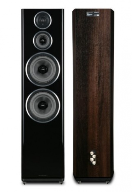 Wharfedale Diamond 11.5 walnut