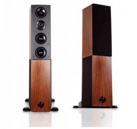 Audio Physic Cardeas plus+ - Walnut