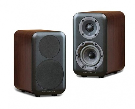 Wharfedale Diamond D310 - Walnut