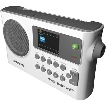 Radio Sangean WFR 28C