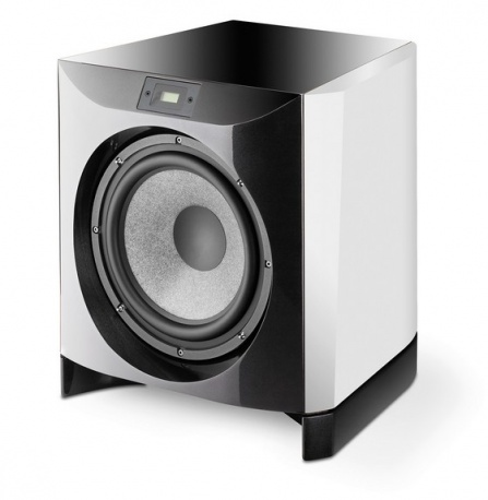 Focal Electra SW 1000 BE - Carrara White
