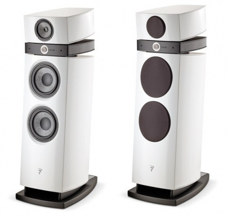 Focal Maestro Utopia - Carrara White