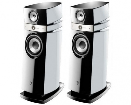 Focal Scala Utopia V2 - Carrara White