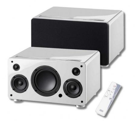 Heco Ascada 300 BTX - Piano White