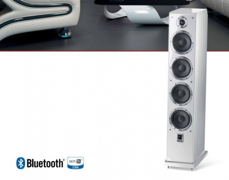 Heco Ascada 600 Tower Piano White