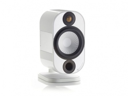Monitor Audio Apex A10 - Metallic Pearl White High Gloss