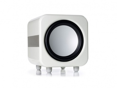 Monitor Audio Apex AW12 - Metallic Pearl White High Gloss