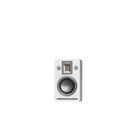 Audiovector QR Wall White Silk