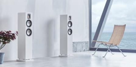 Audiovector QR 3 White Silk