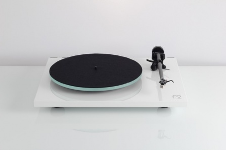 Rega Planar 2 High Gloss White