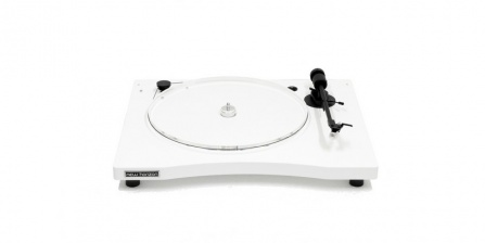 New Horizon GD1 White + přenoska Audio-Technica AT91