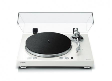 Yamaha TT-N503/MusicCast VINYL 500 White