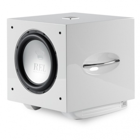REL Acoustics S 812 White Piano