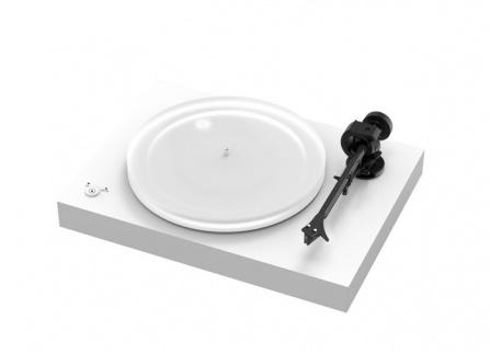 Pro-Ject X2 Satin White + 2M Silver