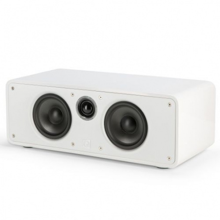 Q Acoustics Concept Center Gloss White