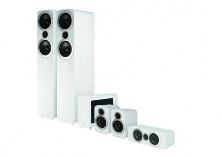 Q Acoustics 3050i 5.1 Arctic White