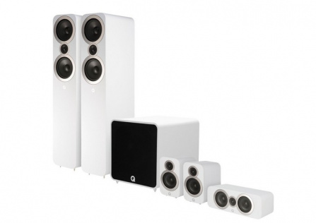 Q Acoustics 3050i Plus 5.1 Arctic White
