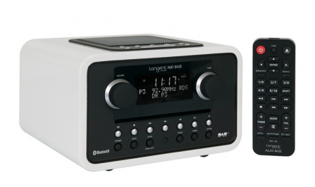 Tangent Alio Baze Mono CD/DAB+/FM/BT White
