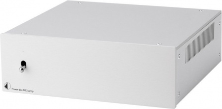 Pro-Ject Power Box DS2 Amp Silver