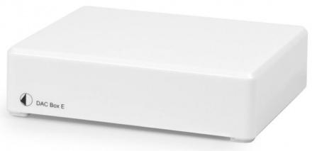 Pro-Ject DAC Box E - White