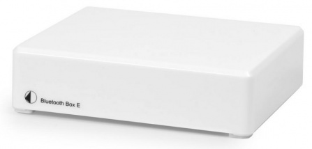 Pro-Ject Bluetooth Box E - White