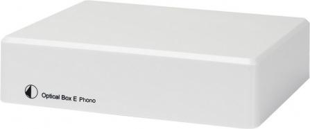 Pro-Ject Optical Box E Phono - White