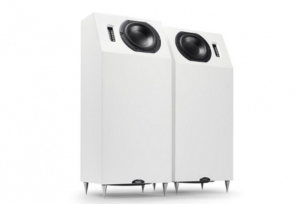 Neat Acoustics IOTA Alpha Satin White