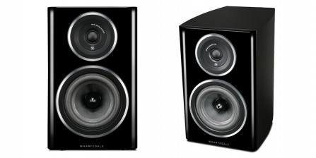 Wharfedale Diamond 11.2 black