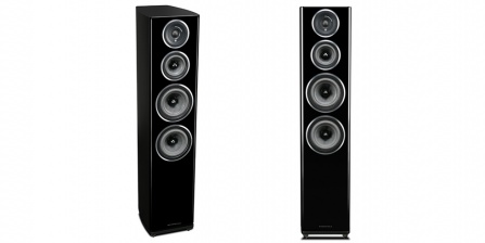 Wharfedale Diamond 11.4 black