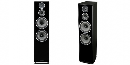 Wharfedale Diamond 11.5 black