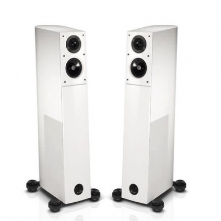 Audio Physic Virgo 25 plus+ - White High Gloss