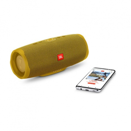 JBL Charge 4 Yellow